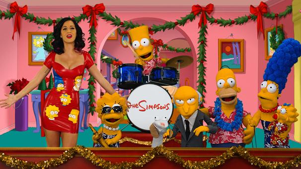 Natal com Katy Perry